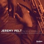 ⚡제레미 펠트  Jeremy Pelt [The Art Of Intimacy Vol.1] High Note/2020
