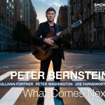 ⚡피터 번스틴 Peter Bernstein  [What Comes Next]  Smoke Sessions Records/2020